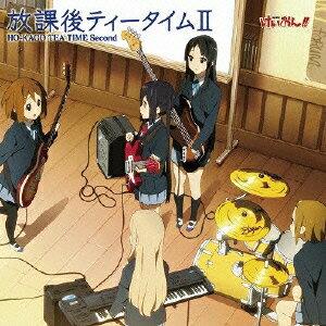 TVアニメ「けいおん! ! 」劇中歌集 放課後ティータイム II(通常盤)画像