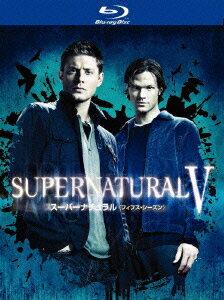 SUPERNATURAL 5 スーパーナチュラル <フィフス・シーズン> コンプリート・ボックス [...