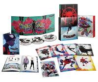 スパイダーマン:スパイダーバース プレミアム・エディション(初回生産限定)【4K ULTRA HD】【3D Blu-ray】