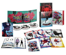 スパイダーマン:スパイダーバース プレミアム・エディション(初回生産限定)【4K ULTRA HD】