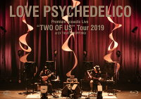 "Premium Acoustic Live ""TWO OF US"" Tour 2019 at EX THEATER ROPPONGI【Blu-ray】"