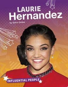 Laurie Hernandez LAURIE HERNANDEZ (Influential People) [ Golriz Golkar ]