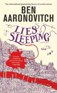 Lies Sleeping LIES SLEEPING (Rivers of London) [ Ben Aaronovitch ]