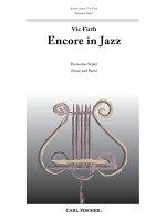 【輸入楽譜】ファース, Vic: 7人の打楽器奏者のためのアンコール・イン・ジャズ