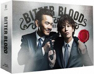 ビター・ブラッド 最悪で最強の、親子刑事(デカ)。Blu-ray BOX【Blu-ray】画像