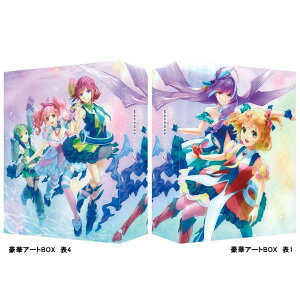マクロスΔ 01 特装限定版【Blu-ray】 [ 河森正治 ]