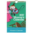 M/M原画卓上カレンダー(メガネ) AM08080 (2017年版カレンダー)