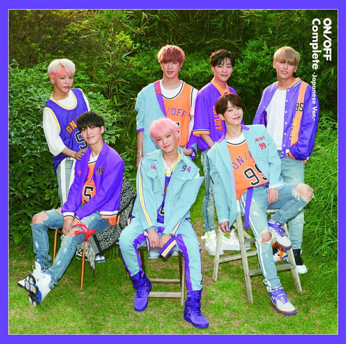韓国(K-POP)・アジア, その他 Complete -Japanese Ver.- (A CDDVD) ONF