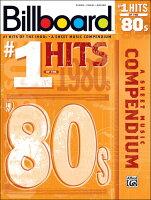 【輸入楽譜】1980年代 ビルボード No.1 ヒッツ
