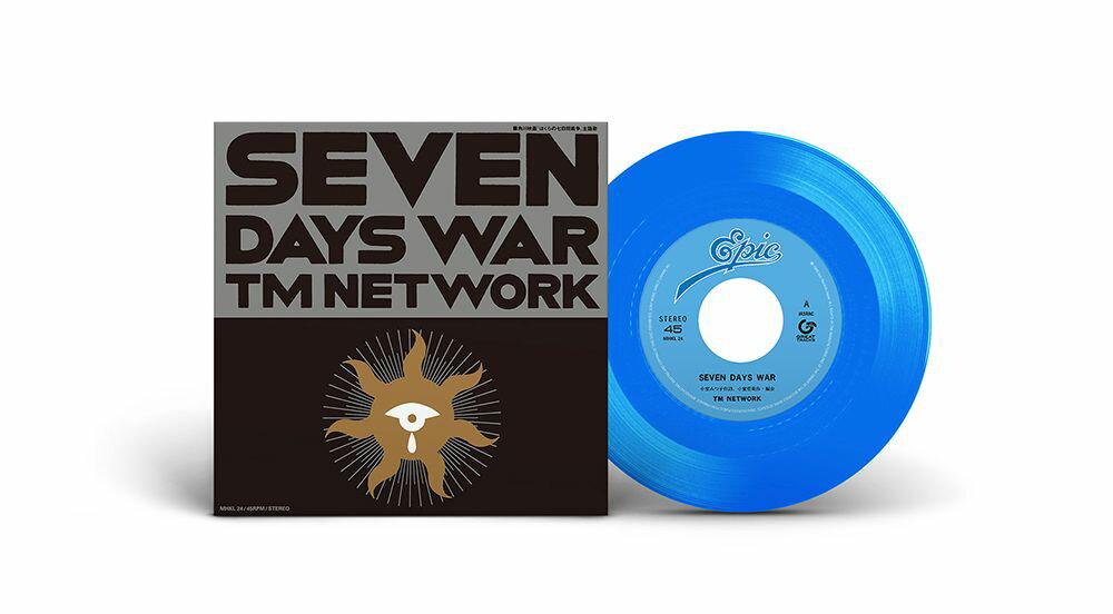 SEVEN DAYS WAR (完全生産限定)【アナログ盤】画像