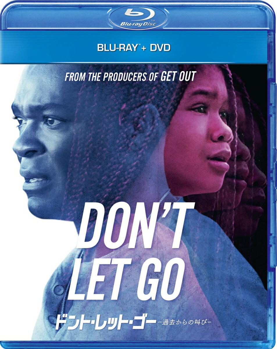 ドント・レット・ゴー -過去からの叫びー ブルーレイ+DVD【Blu-ray】