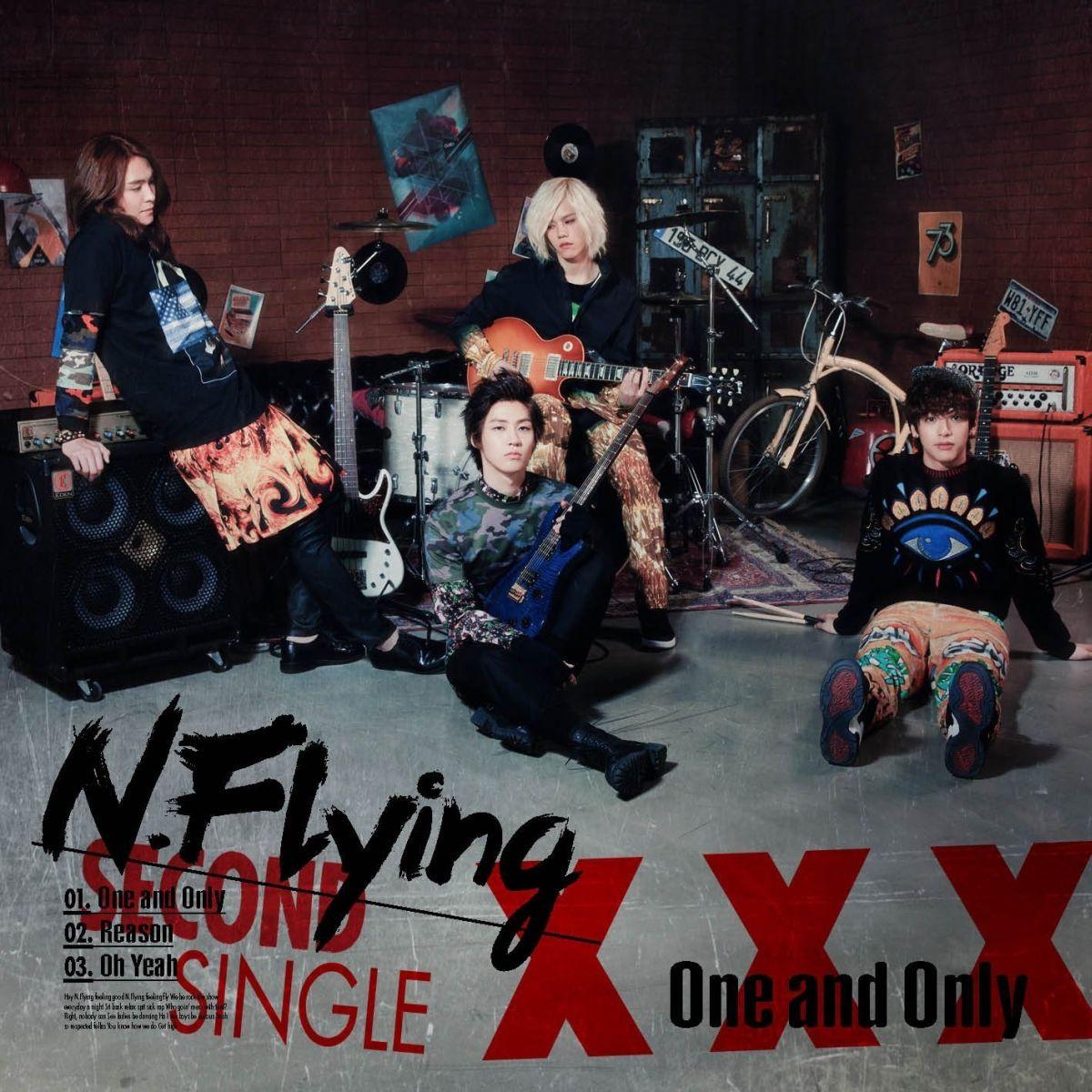 韓国(K-POP)・アジア, その他 One and Only N.Flying