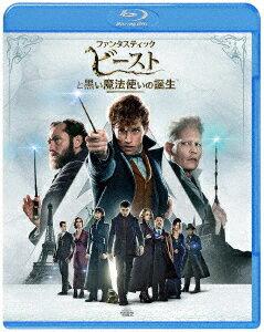 ファンタスティック・ビーストと黒い魔法使いの誕生【Blu-ray】