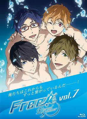 Free!-Eternal Summer-7【Blu-ray】画像