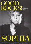GOOD ROCKS!(vol.37) GOOD MUSIC CULTURE MAGAZI SOPHIA 「Champagne」 AI [ Rocks Entertainment ]