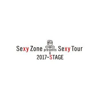 Sexy Zone Presents Sexy Tour 〜 STAGE DVD(初回限定盤)画像