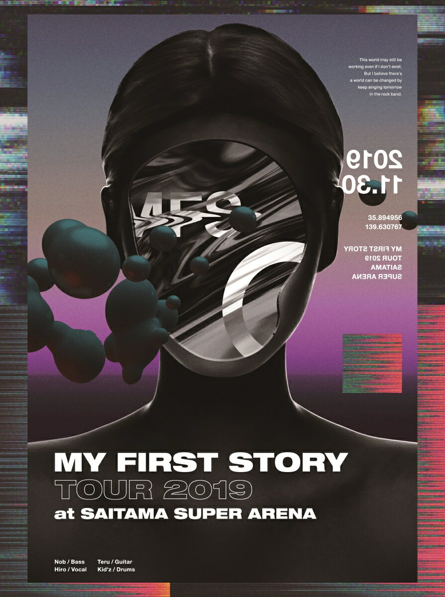 MY FIRST STORY TOUR 2019 FINAL at Saitama Super Arena画像