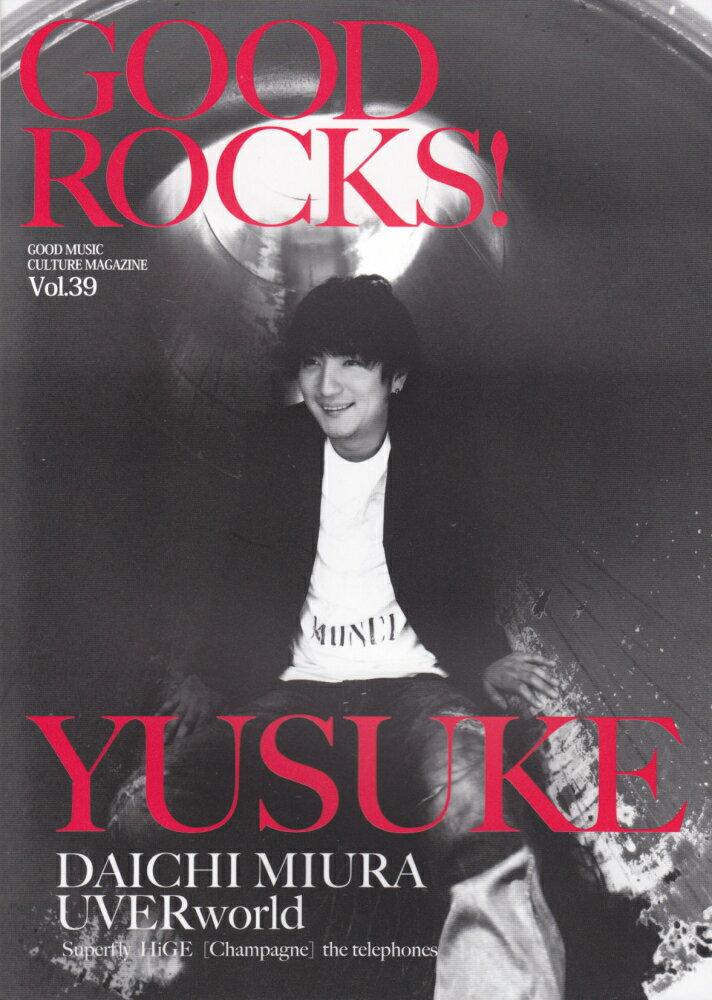 GOOD ROCKS!(Vol.39)画像