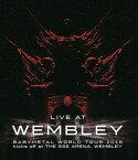 「LIVE AT WEMBLEY」BABYMETAL WORLD TOUR 2016 kicks off at THE SSE ARENA, WEMBLEY【Blu-ray】 [ BABYMETAL ]