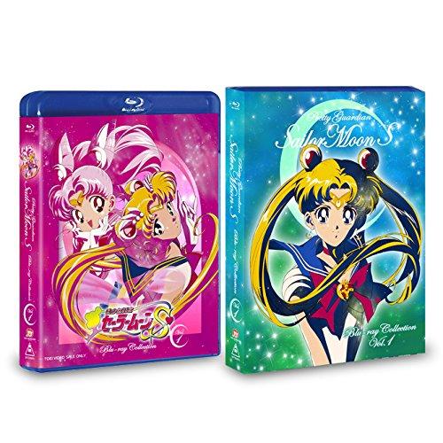美少女戦士セーラームーンS Blu-ray COLLECTION Vol.1【Blu-ray】