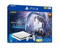"""PlayStation4 """"モンスターハンターワールド:アイスボーン マスターエディション"""" Starter Pack Whiteの画像"""