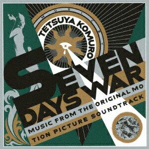 SEVEN DAYS WAR画像