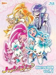 ハートキャッチプリキュア!Blu-ray BOX Vol.1(完全初回生産限定)