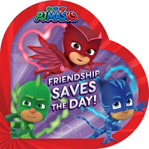 Friendship Saves the Day! FRIENDSHIP SAVES THE DAY (Pj Masks) [ Ximena Hastings ]