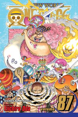 One Piece, Vol. 87, Volume 87画像