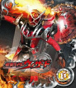 仮面ライダーウィザード Volume6【Blu-ray】画像