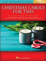 【輸入楽譜】Easy Instrumental Duets: クリスマス・キャロル集 - チェロ二重奏編