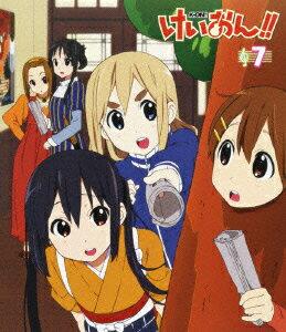 【送料無料】けいおん!!(第2期) 7【初回生産限定】【Blu-ray】 [ 豊崎愛生 ]