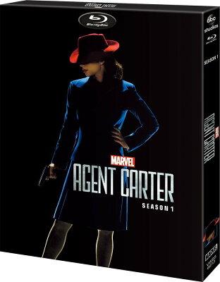 エージェント・カーター シーズン1 COMPLETE Blu-ray【Blu-ray】 [ ヘ…