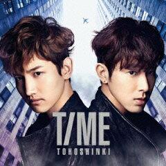 【送料無料】【楽天ブックス限定特典なし】TIME<ジャケットB>(CD+DVD) [ 東方神起 ]
