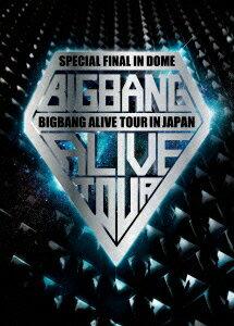 【送料無料】BIGBANG ALIVE TOUR 2012 IN JAPAN SPECIAL FINAL IN DOME -TOKYO DOME 2012.12.05...