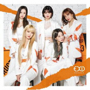 CD, 韓国(K-POP)・アジア TROUBLE ( CDDVD) EXID