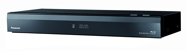Panasonic ブルーレイディスクレコーダー DMR-BRX2050