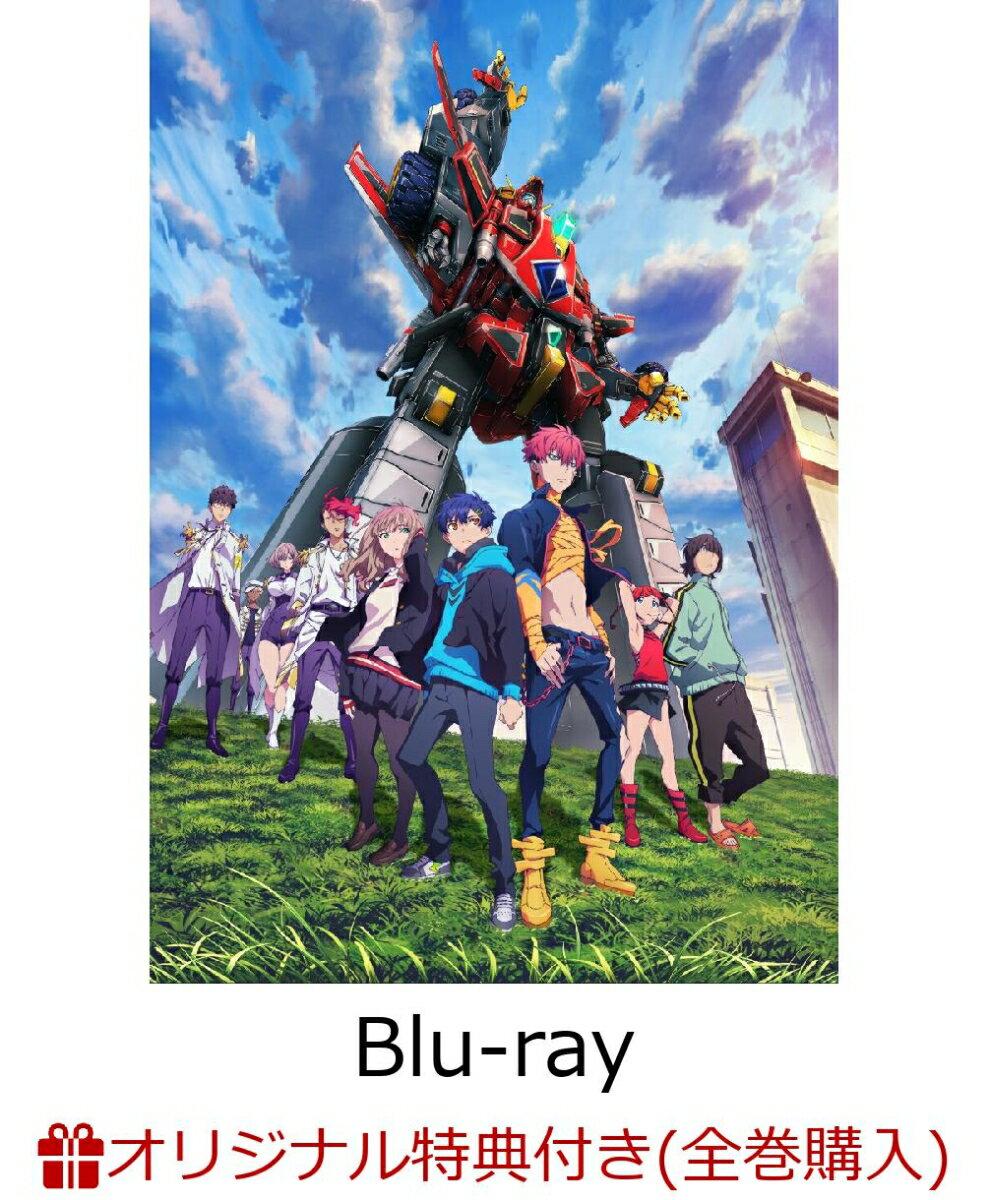 アニメ, キッズアニメ SSSS.DYNAZENON 4Blu-ray(B2L2)