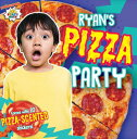 Ryan's Pizza Party [With Pizza Scented Stickers] STICKERS-RYANS PIZZA PARTY (Ryan's World) [ Ryan Kaji ]