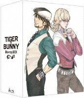 TIGER & BUNNY Blu-ray BOX【Blu-ray】