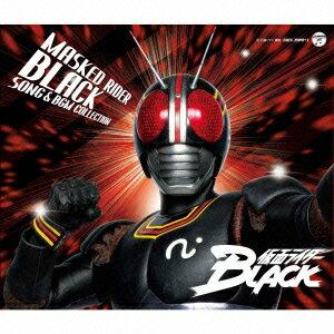 仮面ライダーBLACK SONG & BGM COLLECTION画像
