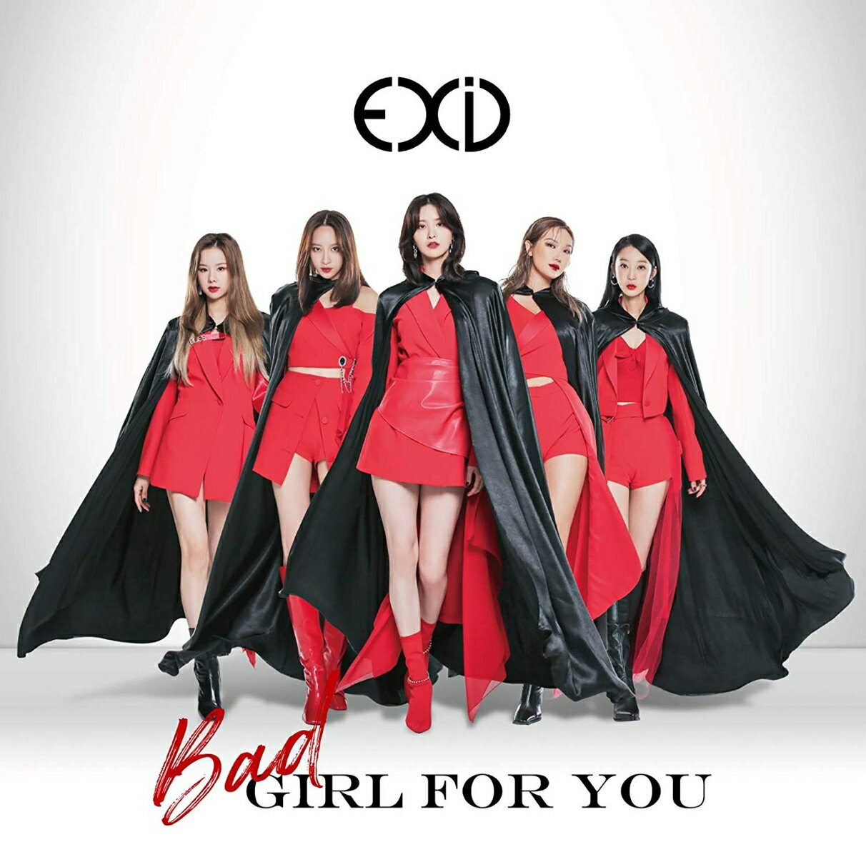 韓国(K-POP)・アジア, その他 Bad Girl For You (A CDDVD) EXID