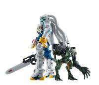 ROBOT魂 <SIDE MS> OVERMAN キングゲイナー ROBOT魂 キングゲイナー&ガチコ
