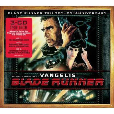 サウンドトラック, その他 Blade Runner: Trilogy