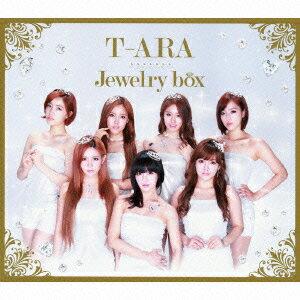【送料無料】Jewelry box(ダイヤモンド盤CD+LIVE DVD)