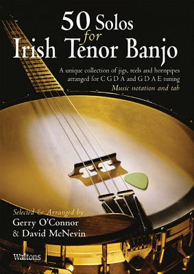 洋書, ART & ENTERTAINMENT 50 Solos for Irish Tenor Banjo 50 SOLOS FOR IRISH TENOR BANJO OConnor Gerry