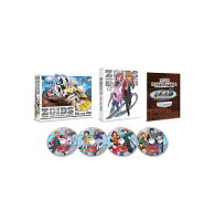 ゾイド新世紀/ZERO Blu-ray BOX【Blu-ray】