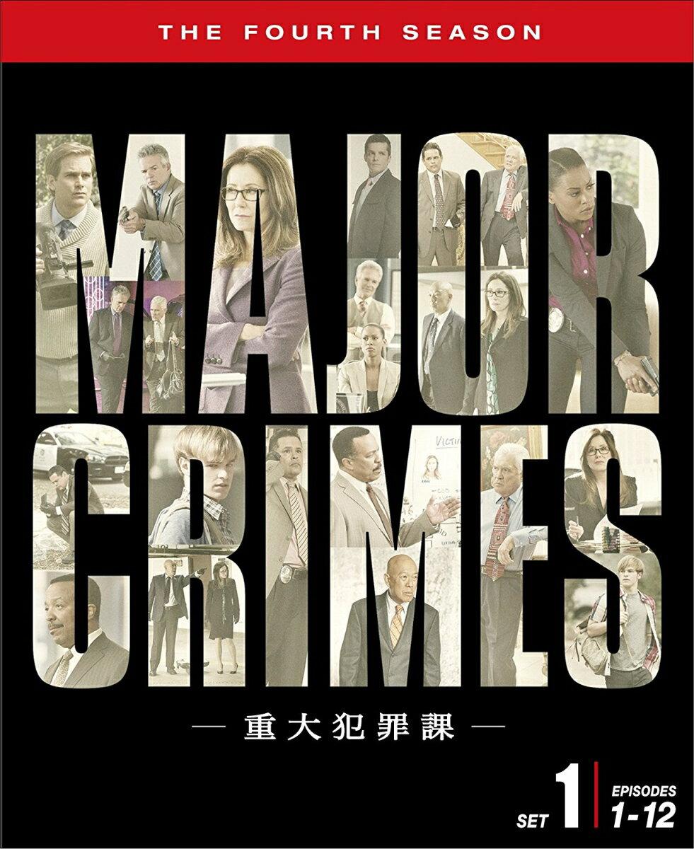 MAJOR CRIMES 〜重大犯罪課〜 <フォース> 前半セット画像