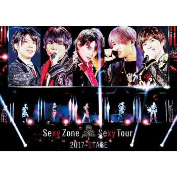Sexy Zone Presents Sexy Tour 〜 STAGE DVD(通常盤)画像