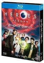 HEROES REBORN/ヒーローズ・リボーン ブルーレイBOX【Blu-ray】